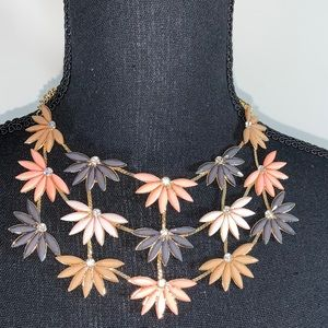 Jewelry - 3 layer Burst Necklace